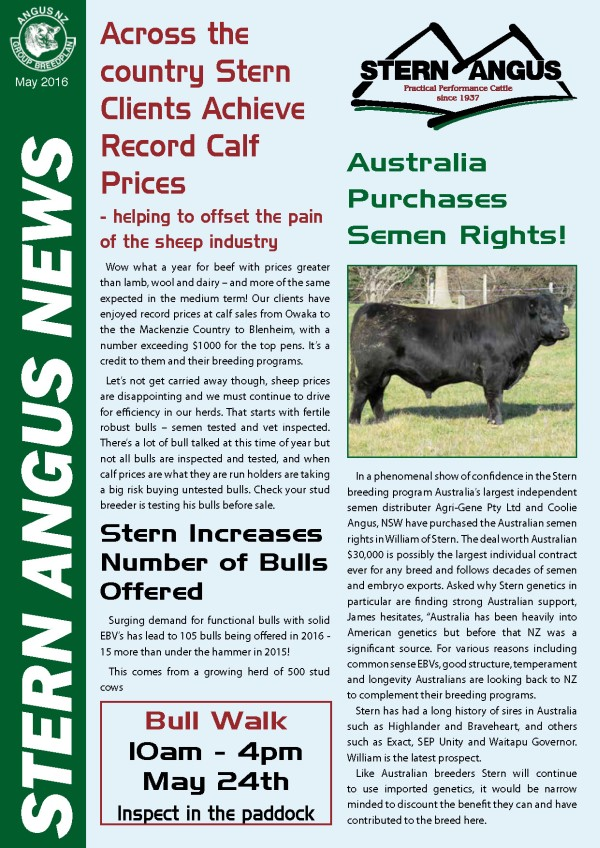 May Newsletter-2016